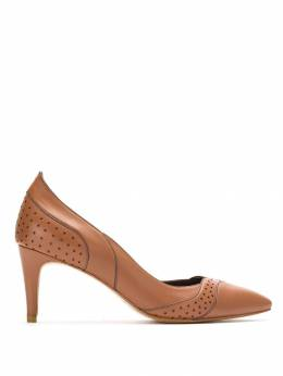 Sarah Chofakian - leather pumps RENCE55FNFORR9366808