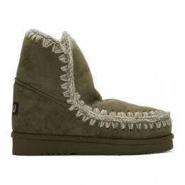 Mou Green 18 Ankle Boots 192326F11304003GB