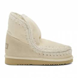 Mou Off-White 18 Ankle Boots 192326F11304205GB