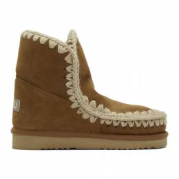 Mou Brown 18 Ankle Boots 192326F11304405GB