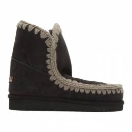 Mou Black 18 Ankle Boots 192326F11304706GB