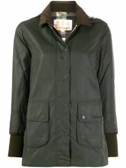 Barbour - single breasted wax jacket PS068395569938000000