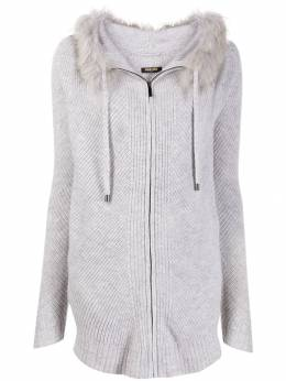 Max&Moi - Felicie hooded cardigan FELICIE9556998300000