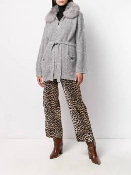 Max&Moi - Renard knitted coat PRETTY95596369000000