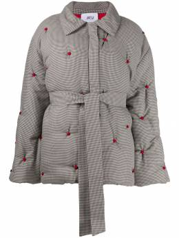 Atu Body Couture - oversized quilted coat 60695590855000000000