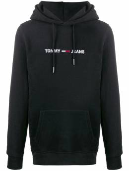 Tommy Jeans - embroidered logo hoodie DM636369559536500000