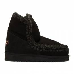 Mou Black 18 Ankle Boots 192326F11304605GB