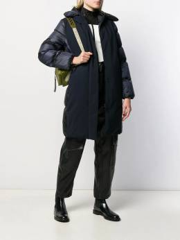 Rrd - feather down hooded coat 53895595999000000000