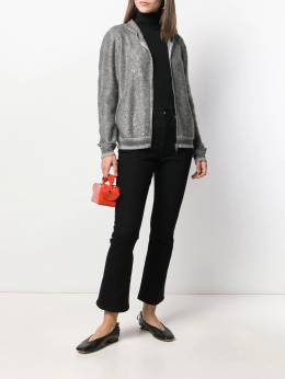 D.Exterior - hooded knitted jacket 50955930650000000000