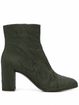 Del Carlo - wrinkle effect ankle boots 03955965890000000000