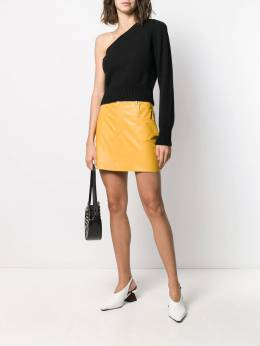 Federica Tosi - fitted mini skirt 30OVPELLE95595636000