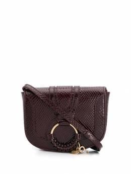 See By Chloé - snakeskin effect mini bag 99AS9696669559033300