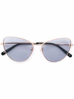Stella McCartney Eyewear - cat eye sunglasses 953S9335608500000000