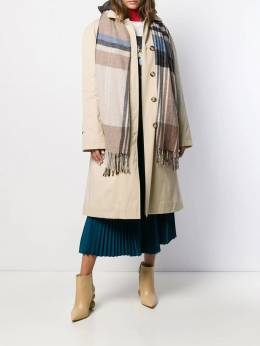 Forte Dei Marmi Couture - Abric belted trench coat 99936395596839000000