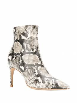 Sophia Webster - Rizzo python print ankle boots ZOMID955905680000000