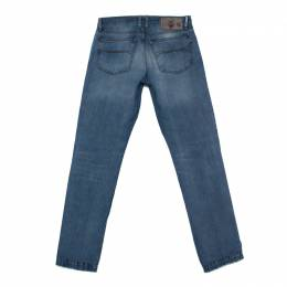 Dolce & Gabbana Blue Denim Medium Wash Tight Fitted Jeans S 227410