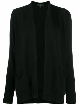 Antonelli - draped knitted cardigan 55AT6993595506858000