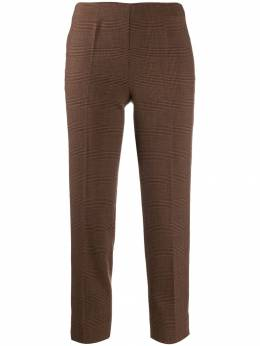 Piazza Sempione - checked cropped trousers 95336595596585000000