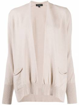 Antonelli - draped knitted cardigan 55AT6993595506859000