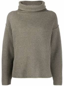Alexander Wang - funnel-neck ribbed sweater 09996539559930600000