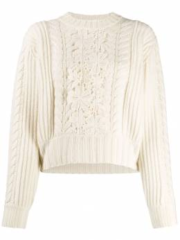 See By Chloé - cable knit jumper 99WMP935069559336900