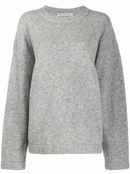 T By Alexander Wang - crew-neck sweater 09996399559935300000