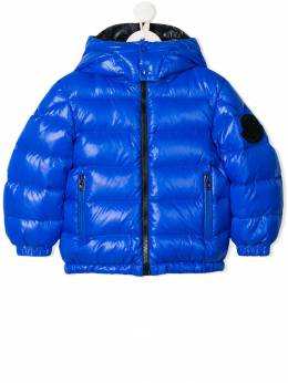 Moncler Kids - hooded padded jacket 95656895695595633000