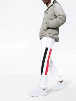 Moncler - stripe detail jogging trousers 9966V869593985639000
