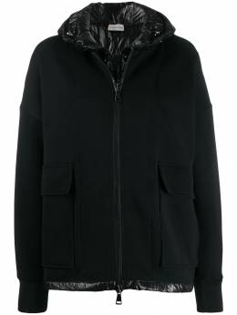 Moncler - zipped double-layered jacket 0066V863695595638000