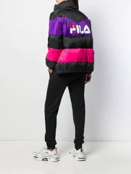 Fila - Reilly colour-block puffer jacket 03895599339000000000