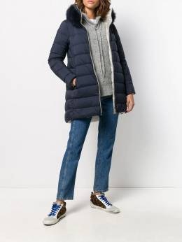 Herno - quilted A-line puffer jacket 933D9908895505398000