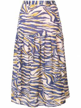 Suboo - Into The Wilds midi skirt 535PF999500035900000