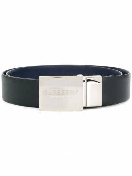 Burberry - square embossed belt 965335MMBLE955689990