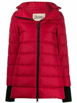 Herno - hooded puffer jacket 666D9066595595693000