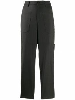 Closed - tapered cropped trousers 63535E00955065330000