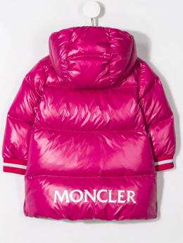 Moncler Kids - hooded padded coat 65656895695595636000