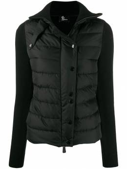 Moncler Grenoble - padded fitted jacket 09669538695505565000