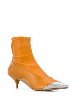 Nº21 - metallic toe ankle boots 9I830665695593553000