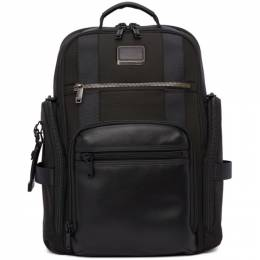 Tumi Black Alpha Bravo Sheppard Deluxe Pack® Backpack 192147M16600501GB