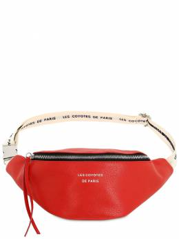 Fabienne Leather Belt Bag Les Coyotes De Paris 70IFIF017-MTYz0