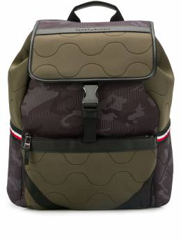 Tommy Hilfiger - Elevated camouflage backpack AM656089556538500000