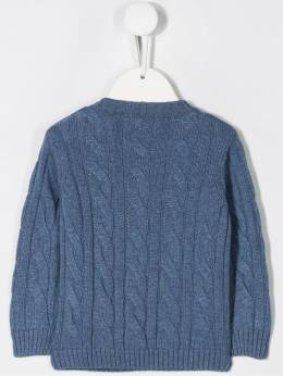 Siola - cable knit jumper 9M955369390000000000
