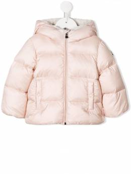 Moncler Kids - hooded puffer jacket 58655365895505965000
