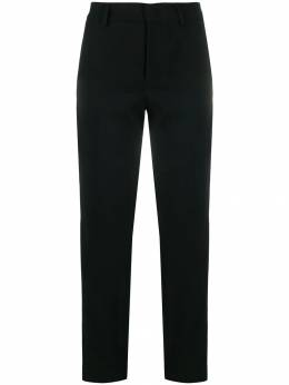 Red Valentino - side stripes cropped trousers RBB565JJ955653600000