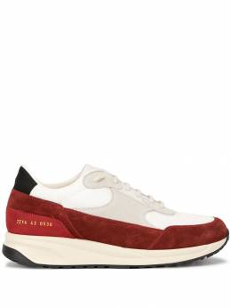 Common Projects - two-tone lace-up sneakers 59556539900000000000