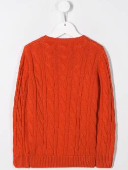 Siola - cable knit jumper 9M955363650000000000