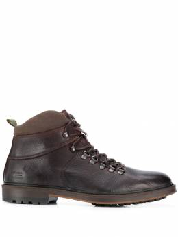 Barbour - hook and eye ankle boots 65599553665500000000