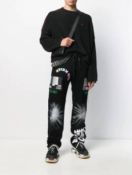 Off-White - relaxed fit patch jeans A639F99E556569688955