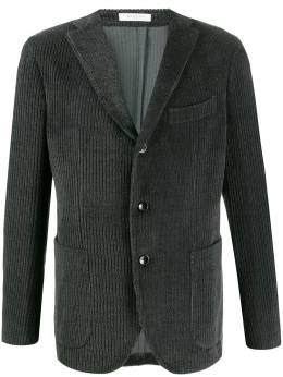 Boglioli - corduroy single breasted blazer 60EBPC69695506586000