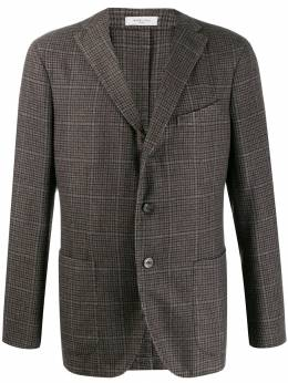 Boglioli - checked pattern blazer 60JBPC55595506585000